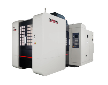 Enshu - GE 480 H - centre d'usinage horizontal