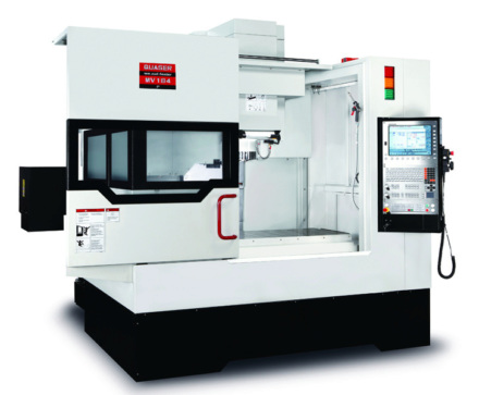 Quaser - MV 184 - 3 axis vertical machining centre