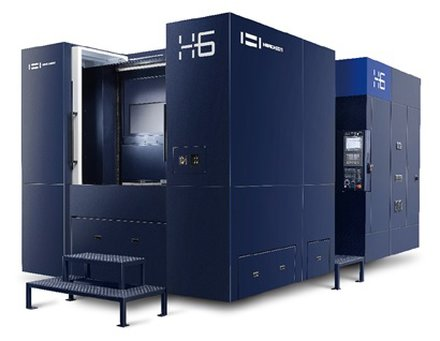 Hwacheon - H6 - centre d'usinage horizontal 5 axes