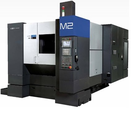Hwacheon - M2 - centre d'usinage 5 axes