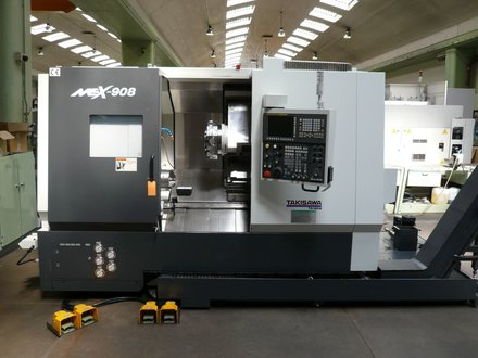 TAKISAWA - NEX 908 YS - vertical turning machine - second-hand
