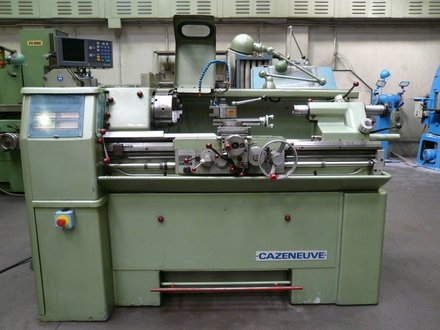 REPMO-Cazeneuve-lathe-second-hand machine