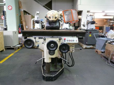 HURON - Milling machine NU3 - second-hand machine